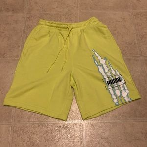 Puma Shorts Men's Size Small